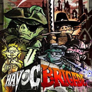 Havoc Brigade cover